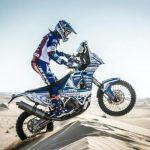 Paul Spierings loopt gebroken ruggenwervel op in Abu Dhabi Rally