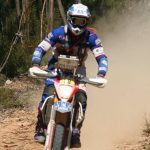 Paul Spierings zet voorbereiding op Dakar Rally verder in Portugees Roadbook kampioenschap