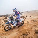Paul Spierings momenteel derde in Morocco Desert Challenge