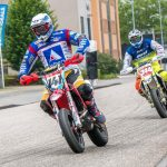 Paul Spierings wint BeNeCup Supermoto in Den Dungen