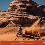 Paul Spierings komt de top 25 binnen in Dakar Rally